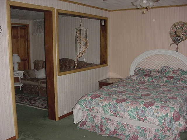 Master Bedroom downstairs