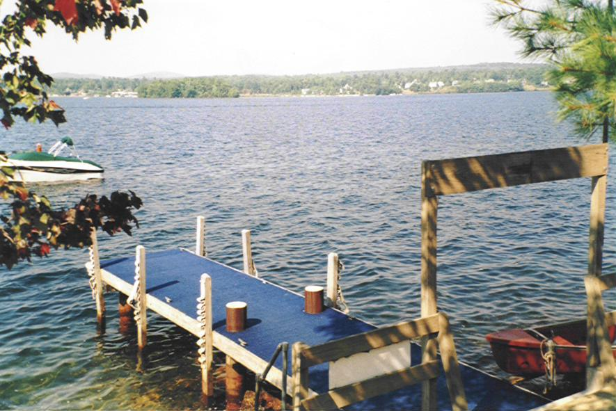Paugus Bay view